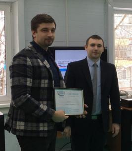 21 февраля в Вологде состоялось награждение победителей конкурса УМНИК-2017